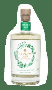 Gin - Ceder's wild / spiritueux sans alcool